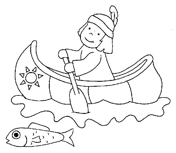 fur trade coloring pages - photo#40