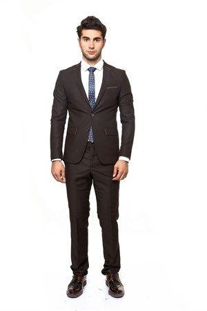 WSS Wessi Cep Kapağı Biyeli Takım Elbise