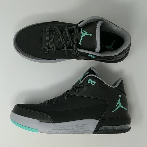 0f613f39445a Jordan Flight Origin 3 Basketball Shoes RARE Turquoise 820245-005 Mens –  LoneSole