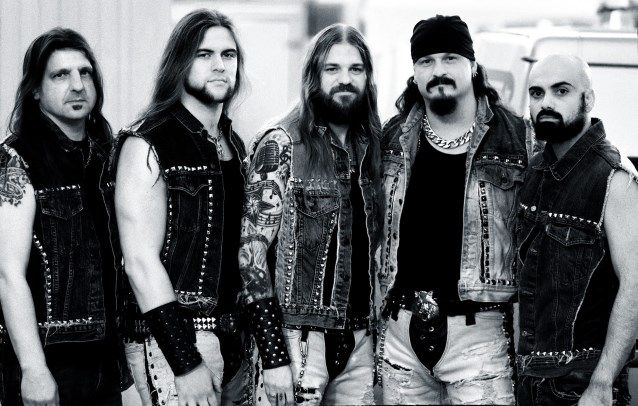 ICED EARTH Completes Mixing And Mastering New Album ~~ Iced Earth Merch: http://www.jsrdirect.com/merch/iced-earth