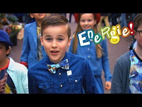 Kinderen voor Kinderen - Energie. Koningsspelen 2015