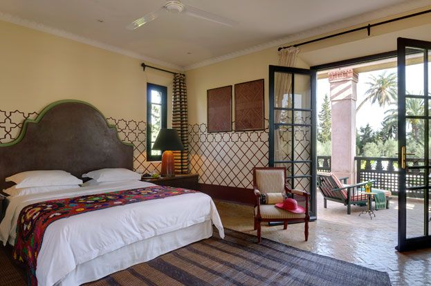 Villa Ezzahra, Marrakesh