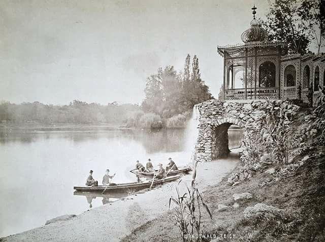 1870 Városliget tó, Budapest