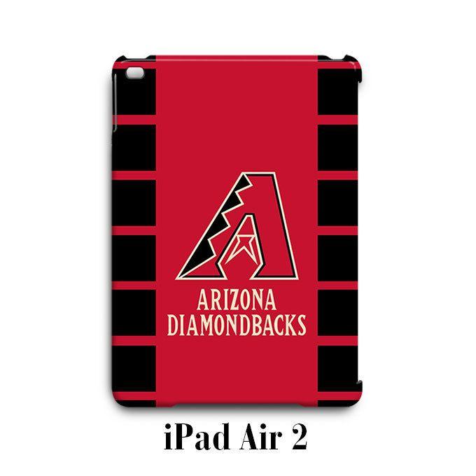Arizona Diamondbacks Custom iPad Air 2 Case Cover Wrap Around