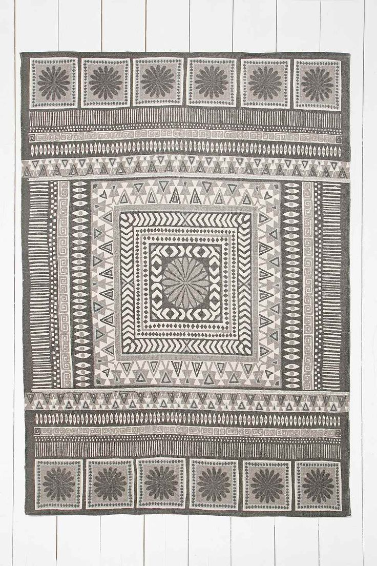 Sajana 5x7 Rug in Grey