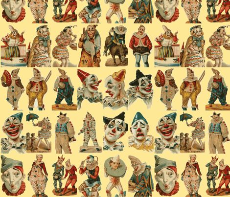 Welcome to Nevy's Blog: Vintage Circus