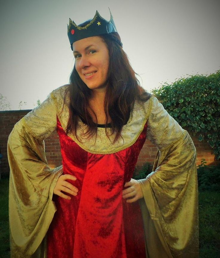 Medieval day ! Homemade outfit