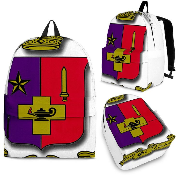 Sigma Phi Epsilon Book Bag