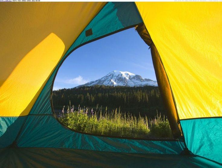 Parque Nacional Monte Rainier, Washington, USA