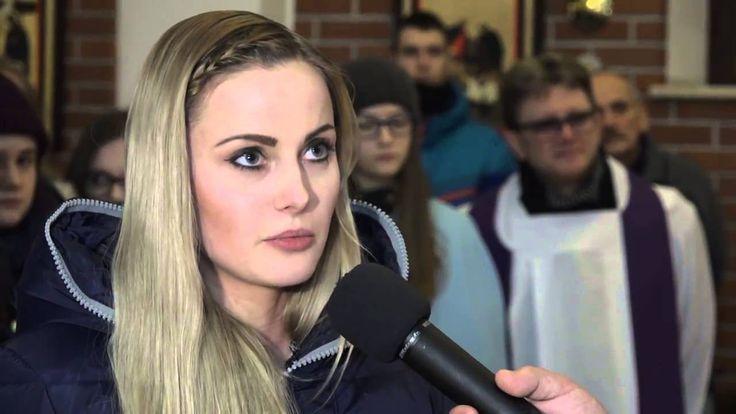 WIS TV Usunięty z parafii za Patriotyzm  ks. Jacek Międlar pożegnanie - ...