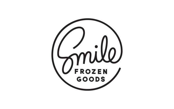 Smile Frozen Goods by Drew Melton