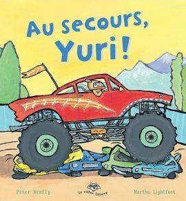 Yuri la souris se prépare pour sa prochaine course. Il rejoint son camion monstre et se place sur la ligne de départ. Au coup de pistolet, ils s'élancent. De nombreux obstacles se dressent sur son chemin, mais rien ne résiste à Yuri et à son camion monstre. Les voilà vainqueurs de la course ! Sur le chemin du retour, la route est bloquée. Un pont a été détruit par une avalanche et une grimpeuse est restée coincée. Yuri et son camion monstre réussiront-ils à sauver la grimpeuse ?