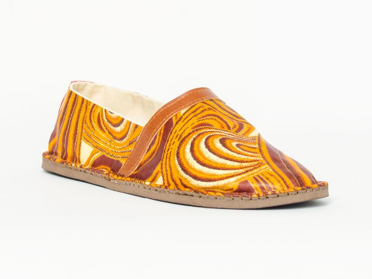 African Handmade Shoes Espadrilles SHABANGA (xhosa: steenbock) The steenbock is described as an animal that favours unstable habitats as it is able to adapt to different climates. Get out of the comfort zone. Go out and explore.
