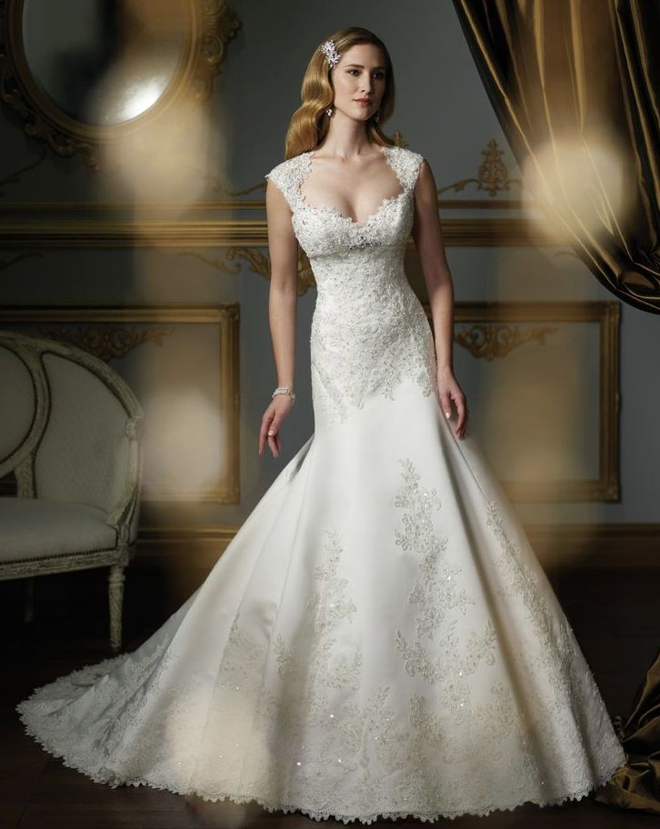 James Clifford Couture wedding gowns at Catan Fashions in Strongsville OH | Find the dress of your dreams at the largest bridal store in America | www.catanfashions.com
