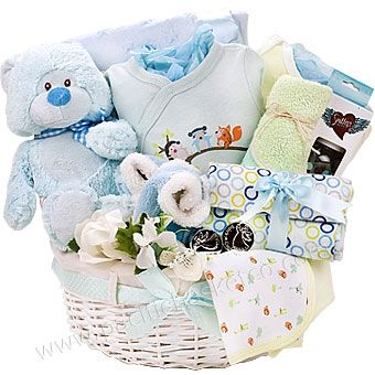40 best baby gift baskets images on pinterest baby presents precious memories baby boy gift baskets vancouver by pacific basket company negle Image collections