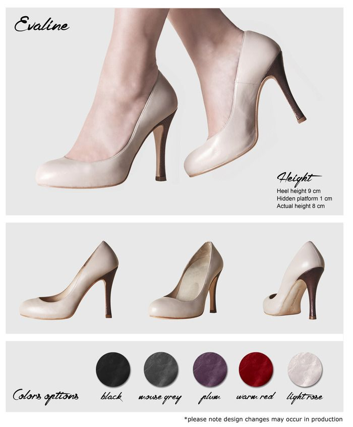 The Most comfortable heel- kickstarter