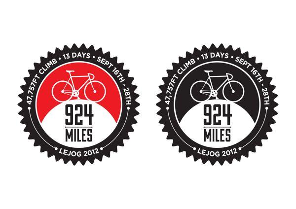 924 Miles on Behance