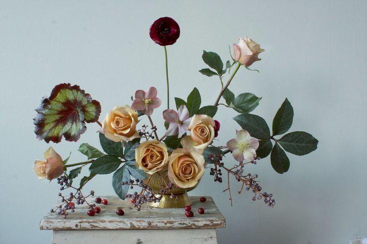 173 best Delicate Floral Arrangements images on Pinterest | Flats ...