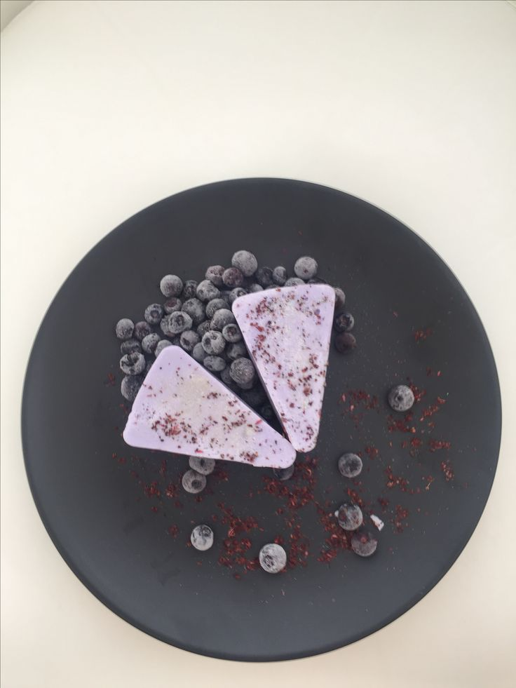 Fairy Dusted Blueberry Cheese Cake ..... Soap Bar