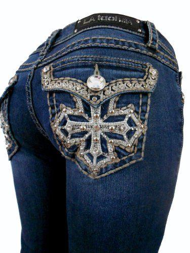 25  best ideas about La idol jeans on Pinterest | Bling jeans ...