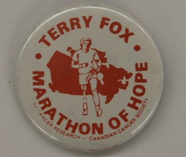 Terry Fox Marathon of Hope   saskhistoryonline.ca