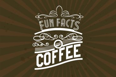 Here are some interesting and fun facts we bet you didn't know about coffee!