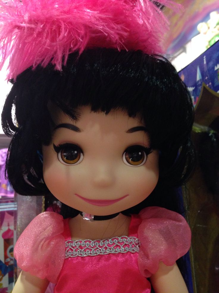 It's a Small World French doll. | Disney Animators ...
