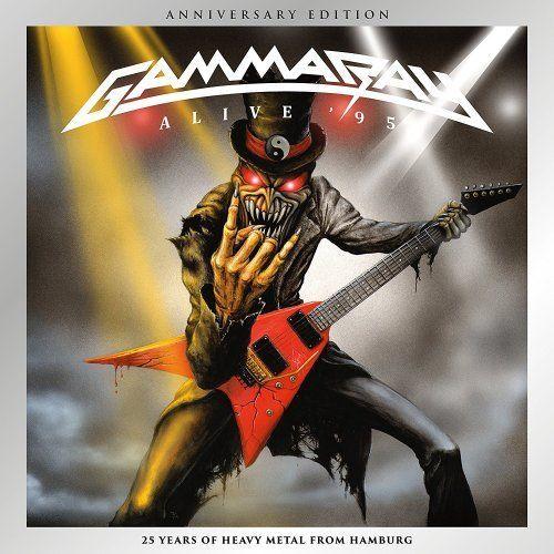 Gamma Ray - Alive 95 (Anniversary Edition) (2017)