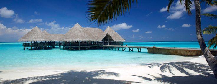 Idee wedding 2014. Un matrimonio esotico su un'isola tropicale, un viaggio di nozze da sogno o una fuga d'amore romantica: ecco i 10 migliori hotel del mondo per un soggiorno da favola! Gili Lankanfushi maldive