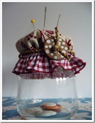Barattoli di vetro e creatività | La Figurina