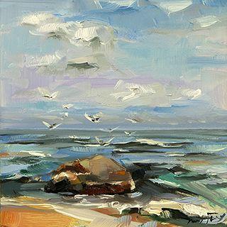 Jurij Frey: Die See
