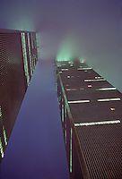 NYC, NY, World Trade Center, Twin Towers, designed by Minoru Yamasaki, International Style II | Jake Rajs Photography