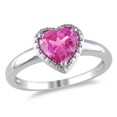 61 best Rings images on Pinterest | Heart ring, Heart rings and ...