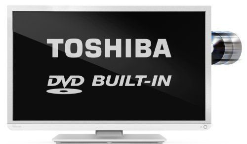 """Toshiba 32D1334 - 32"""" HD Ready LED TV with Freeview and built-in DVD player (New for 2013) (White) has been published at http://www.discounted-home-cinema-tv-video.co.uk/toshiba-32d1334-32-hd-ready-led-tv-with-freeview-and-built-in-dvd-player-new-for-2013-white/"""