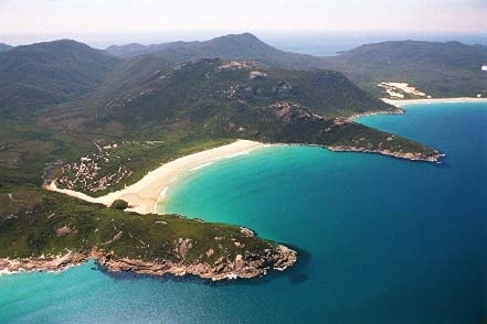Wilson's Prom, a perfect getaway on the south coast of Australia