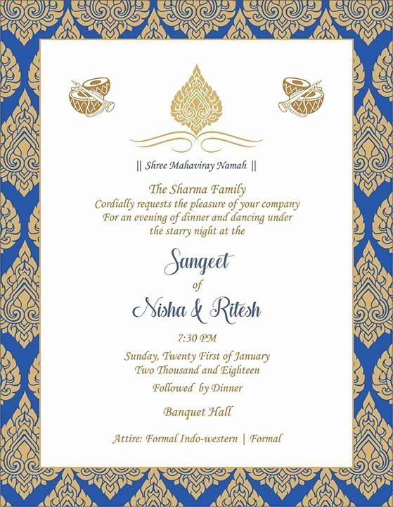 indian wedding invitation templates unique wedding