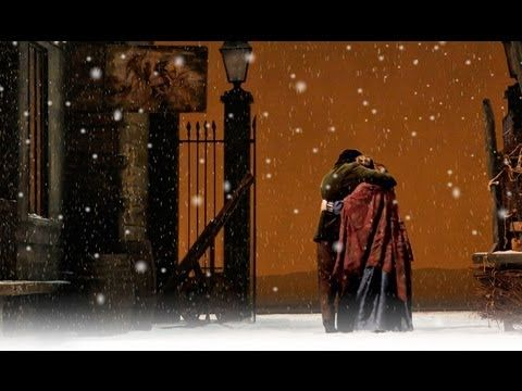 A lost key and an accidental touch of cold hands in the dark – so begins one of the great romances of all opera, La bohème. John Copley's production brings 19th-century Paris to the stage in vivid detail.