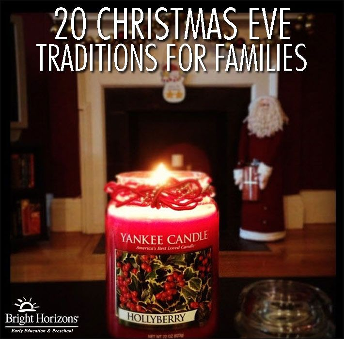 20 Christmas Eve Traditions for Families - We've collected a list of 20 things you can do as a family on Christmas Eve to make the night fun, cozy and memorable.
