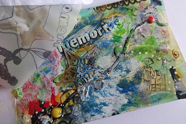 Apuntes de colores: Documento de arte y fotografía