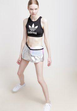 adidas Originals - BERMUDA - Topper - black