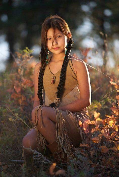 American hangout native teen