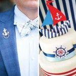 Свадьба в морском стиле: фото, идеи, оформление