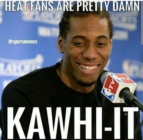 Funny Kawhi Leonard Memes
