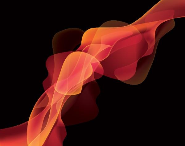 Vector Smoke Vector Graphic