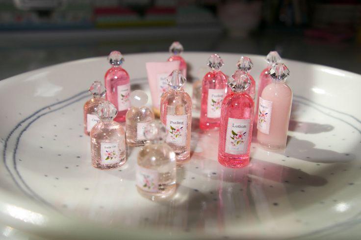 How to make mini bottles Como hacer mini botellitas