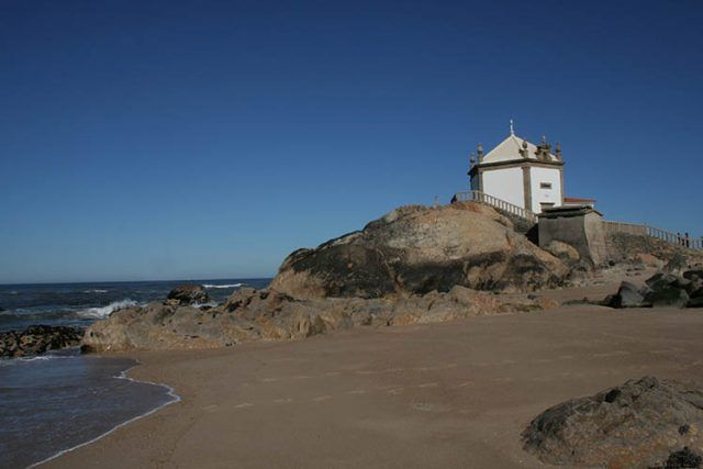 Architecture Church On Beach