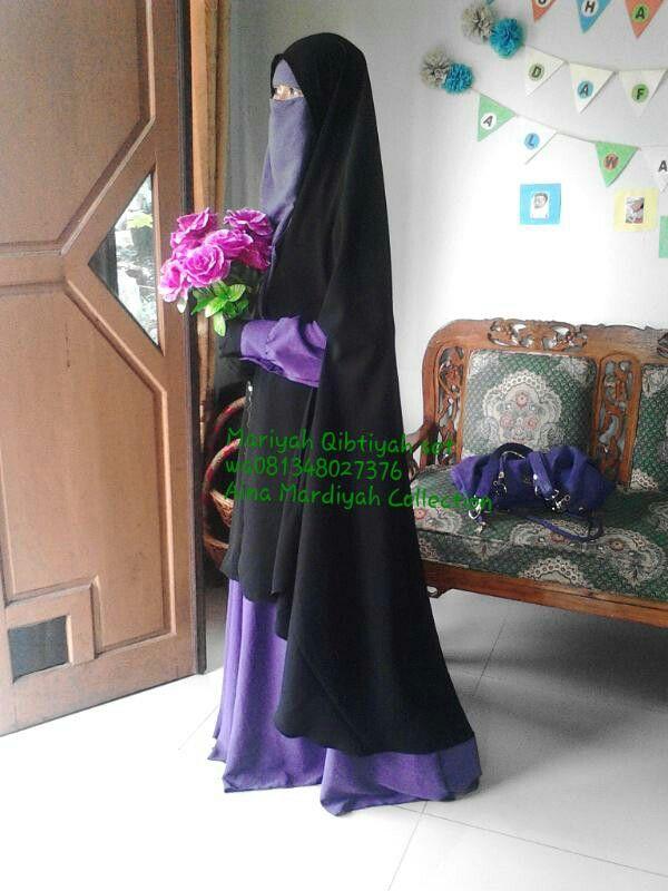 Jilbab mariyah qibtiyah