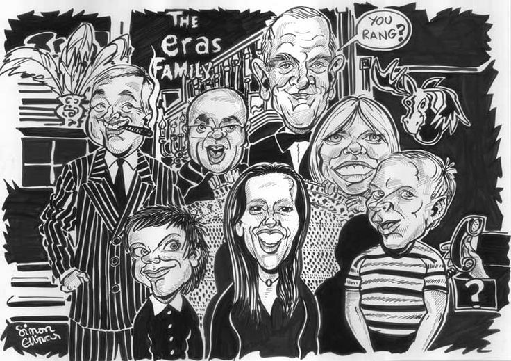 NOTHING COULD BE more unique and memorable than a professional-drawn caricature from photo! Not only will your friend or business colleague be flattered that you took so much care and trouble but they will always be able to keep the memento of your friendship and generosity forever afterwards.