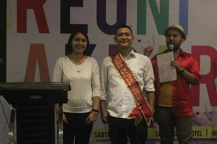 Reuni akbar 17 tahun STP Bogor dari angkatan pertama