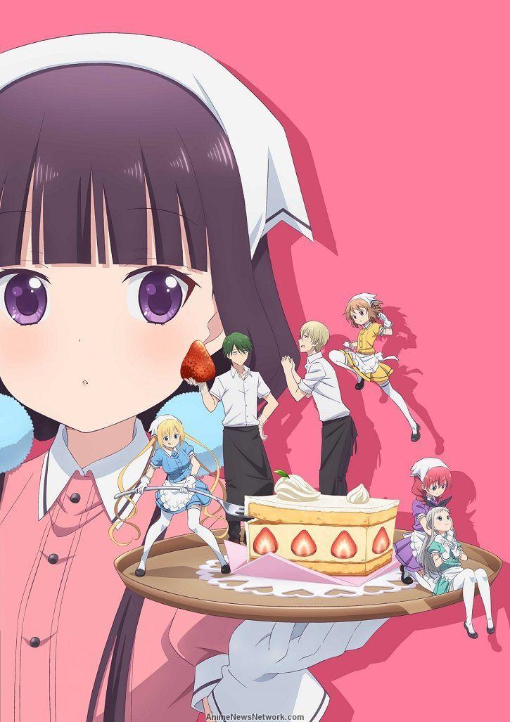 blend s image by Miyu Ayuzawa Sztuka anime, Anime, Tapety